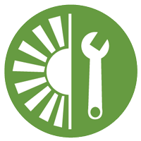 Renewable Energy & Related Training Icon