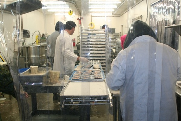 Maine Fresh Seafood Processing